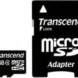 Secure digital card micro 4GB (Class  4)